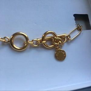 J. Crew Jewelry - NEW/RARE • J.Crew Demi-Fine 14K Link Bracelet